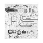 Fahrgestell-Teile